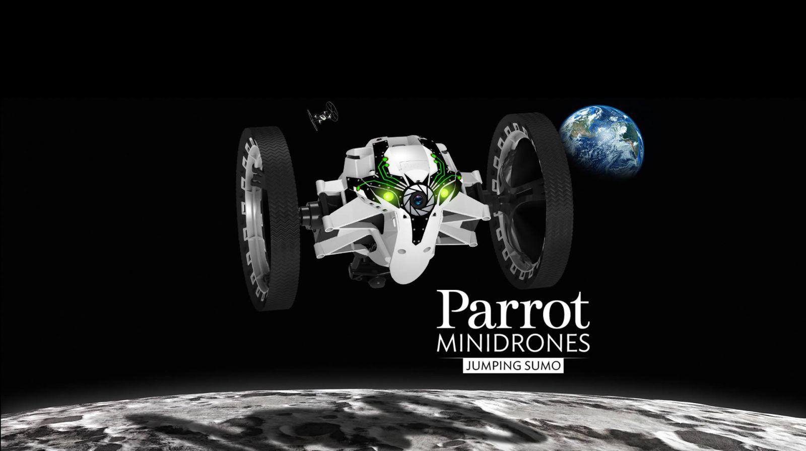 Parrot MiniDrone Header